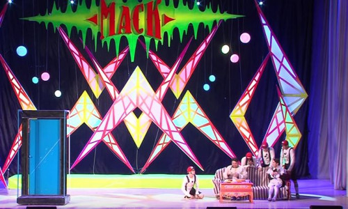 Mask Production - 4 ихэр