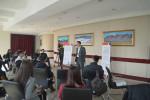 УИХ-ын гишүүн Д.Цогтбаатар оюутнуудтай зөвлөлдөх уулзалт зохион байгууллаа