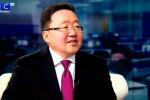 """Монгол улсын ерөнхийлөгч асан Ц.Элбэгдорж """"Мөнхтөрийн цаг"""" нэвтрүүлгээр У.Хүрэлсүхийг шүүмжлэв"""