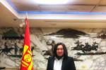 """АНУ дахь Монгол улсын """"Соёлын элч""""-ээр Д.Ангараг томилогджээ"""