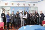 """Монгол түмний бахархалт хөвгүүд """"The Hu"""" хамтлагийнхан """"Амжилтын хүрэл од""""-ын эзэд боллоо"""