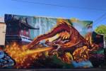 Улаанбаатарыг Мельбурнд хөндсөн зураач Heesco