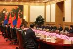 Монголын ард түмнээс 30 мянган толгой хонь хандивласан айлчлал өндөрлөв