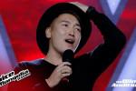 """Дуучин Becky буюу Г.Мөнхбаяр """"The voice of Mongolia"""" шоуны шүүгчдийг гайхшрууллаа"""